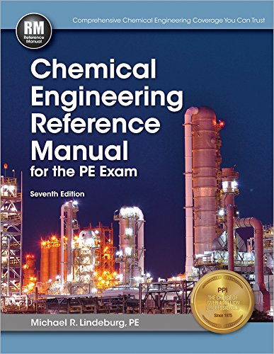 Pdf Engineering Chemical Engineering Reference Manual, 7th Ed