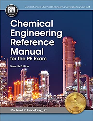 chemical engineering reference manual 7th ed michael r lindeburg rh amazon com fe chemical engineering reference manual chemical engineering reference manual for the pe exam pdf
