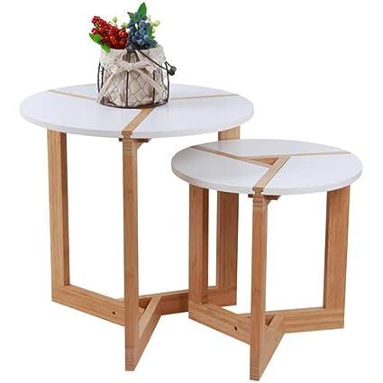 Table Xia Mesa De Centro Mesa De Noche Redonda Sofa Mesa Auxiliar