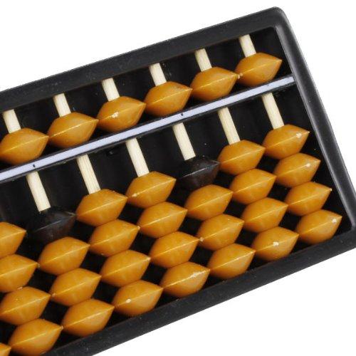 Mini plástico ábaco ábaco aritmética Herramienta NDRTJM
