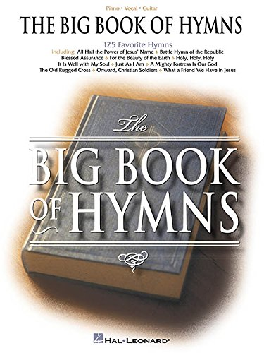 Traditional Hymns Book - The Big Book of Hymns