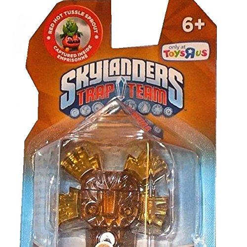 Earth Trap Skylanders (Skylanders Trap Team Earth Totem Trap (Red Hot Tussle Sprout) Exclusive)