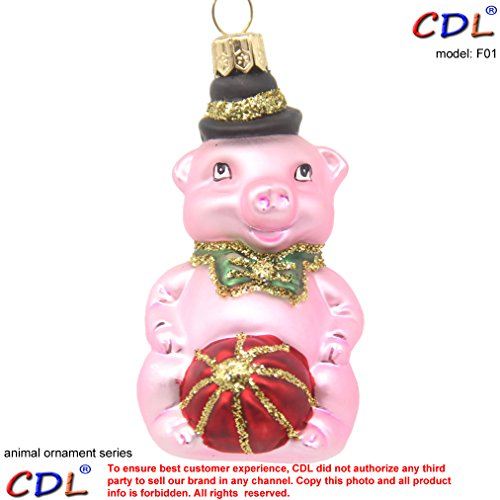 Pig Glass Blown (CDL 3