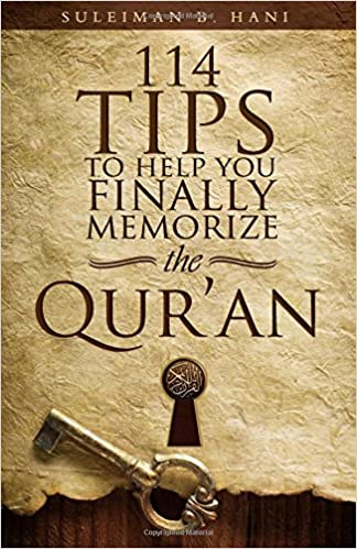 Image result for 114 tips to help you finally memorize the quran