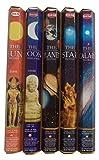 Best Hem Incense Sticks - Hem Celestial Incense Variety Sun Moon Star Planet Review