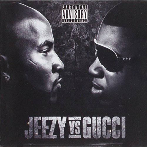 Lrg Cd - Jezzy Vs Gucci by Young Jeezy & Gucci Mane (2013-05-04)
