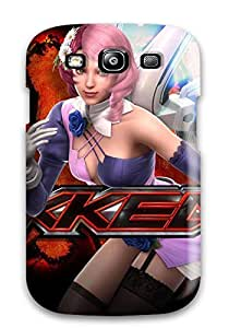 Hot New Alisa Bosconovich In Tekken 6 Case Cover For Galaxy S3 With Perfect Design