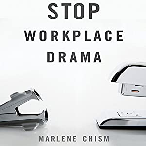 Stop Workplace Drama Audiobook