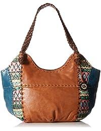 Indio Satchel Top Handle Bag