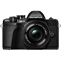 OM-D E-M10 Mark III with 14-42mm EZ [Black]
