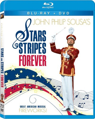 Blu-ray : Stars and Stripes Forever (With DVD, Full Frame, Digital Theater System, Mono Sound, Dubbed)