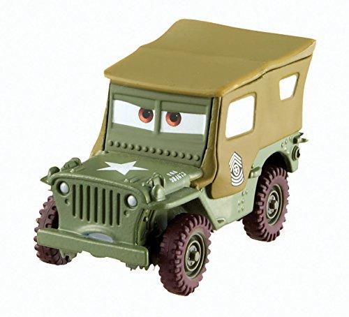 Disney/Pixar Cars Sarge Diecast Agency