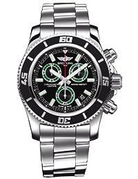 Breitling Aeromarine Superocean Chronograph M2000 Mens Watch A73310A8/Bb75
