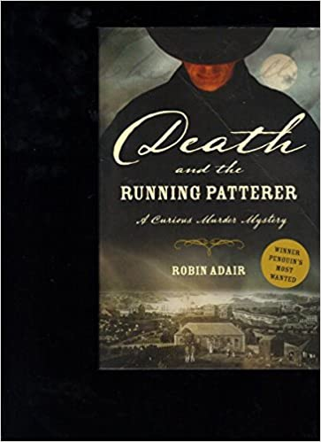 Death And The Running Patterer Adair Robin