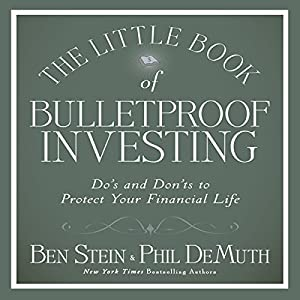 The Little Book of Bulletproof Investing Audiobook