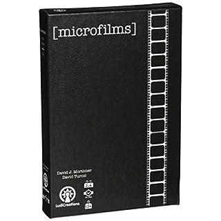 Funforge Microfilms Board Game