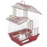 Prevue Hendryx House Style Front Drop Down Door And Top Side Playpen Door