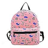 DaoJian Fashion Mini Prints Handbags Lightweight Backpack for Children School Bag