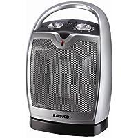 Lasko 5409 Oscillating Ceramic Tabletop/Floor Heater with Thermostat, Model: 5409, Hardware Store