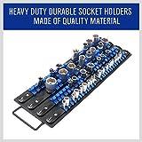 HORUSDY 80-Piece Heavy Duty Socket