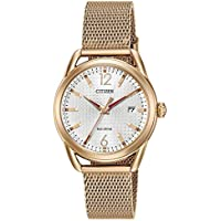 Citizen Watches Women's FE6083-72A Drive Rose Gold Tone One Size