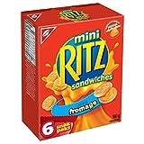 Ritz Snak Paks Bits Cheese 180 Gram (Pack of 4)