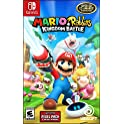Mario + Rabbids Kingdom Battle Day 1 Edition for Nintendo Switch