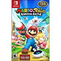 Mario+Rabbids Kingdom Battle Day 1 Edition for Nintendo Switch by Ubisoft
