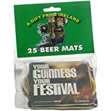 Traditional Irish Pub Beer Mats by Pub Paraphernalia
