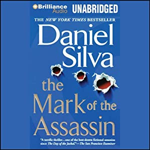 The Mark of the Assassin Audiobook