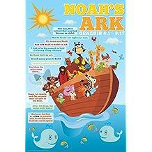 Noah's Ark Poster Poster Print, 22x34
