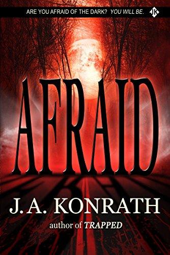 Afraid of dark the pdf novel you are