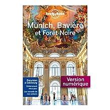 Munich la Bavière et la forêt noire - 2ed (Guides de voyage)