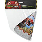 Dinotrux Party Hats [8 per