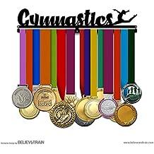 Believe&Train Gymnastics - Gymnastics Medal Hanger