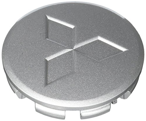 Factory Center Cap - MITSUBISHI 4252A073HA GENUINE OEM FACTORY ORIGINAL CENTER CAP