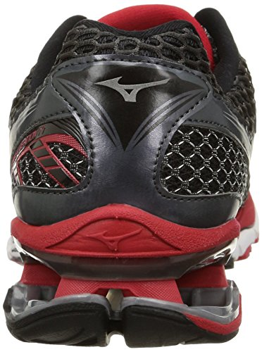 Schwarz Creation Silver Herren 17 Laufschuhe Mizuno Wave Darkshadow 03 Chired wTvZqTaX