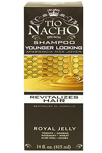 Tio Nacho Younger Looking Shampoo 14 oz Revitalize Hair with