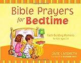 Bible Prayers for Bedtime, Jane Landreth, 1616262931