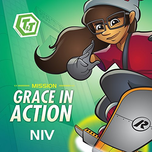 T&T Mission: Grace In Action NIV By Awana On Amazon Music