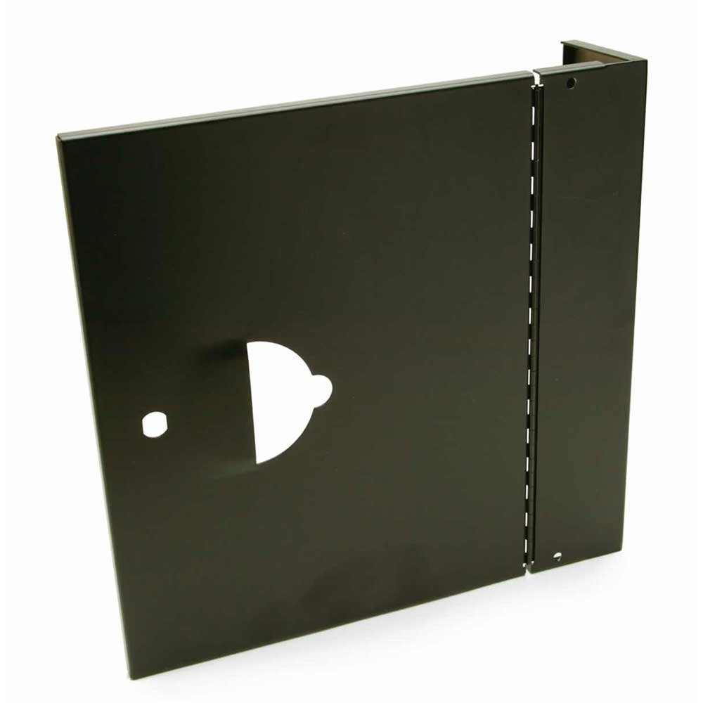Dynamo Pro Style Hinged Goal End - Black by Valley-Dynamo