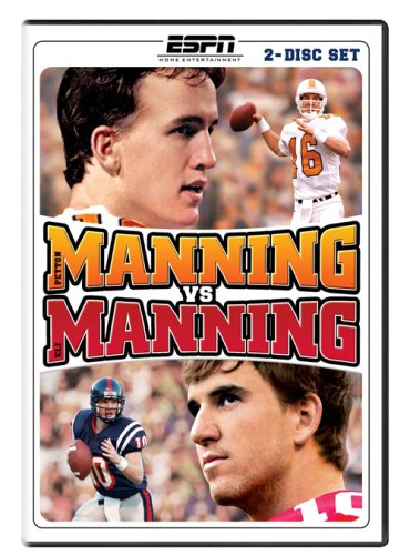 ESPN: Manning Vs Manning (Two-Disc Combo)