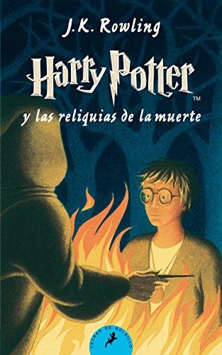 Harry Potter Y Las Reliquias De La Muerte - Paperback (Spanish Edition Of Harry Potter And The Deathly Hallows (Book 7)