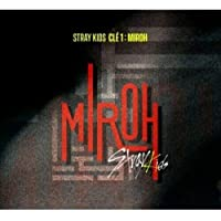 Stray Kids - [Cle 1:Miroh] Normal Miroh Ver CD+PhotoBook+3p QR PhotoCard+1p PostCard+Tracking K-POP Sealed