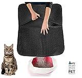 The Original WePet 2-Layer Cat Litter Mat 30 x 25