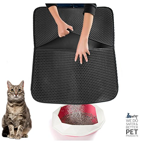 The Original WePet 2-Layer Cat Litter Mat 30 x 25