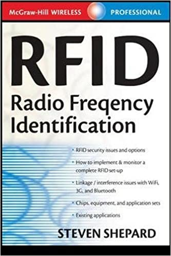 Buy RFID (McGraw-Hill Networking Professional) Book Online
