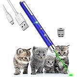 Single Point Laser pen pet cat toy wavelength 532nm, outdoor Tactics LED high power green light beam interactive training tools