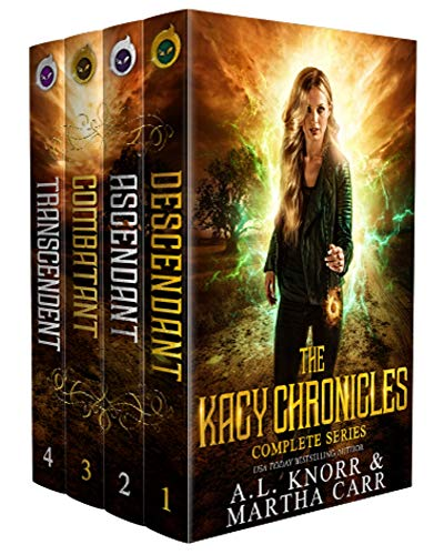 Kacy Chronicles Boxed Set: The Revelations of Oriceran by [Knorr, A.L., Carr, Martha, Anderle, Michael]