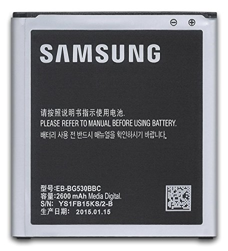 Samsung EB BG530BBC Battery Non Retail Packaging product image